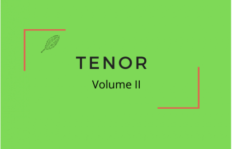 Repertoire Training Tenor