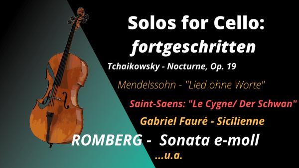 Cello Online Musikschule